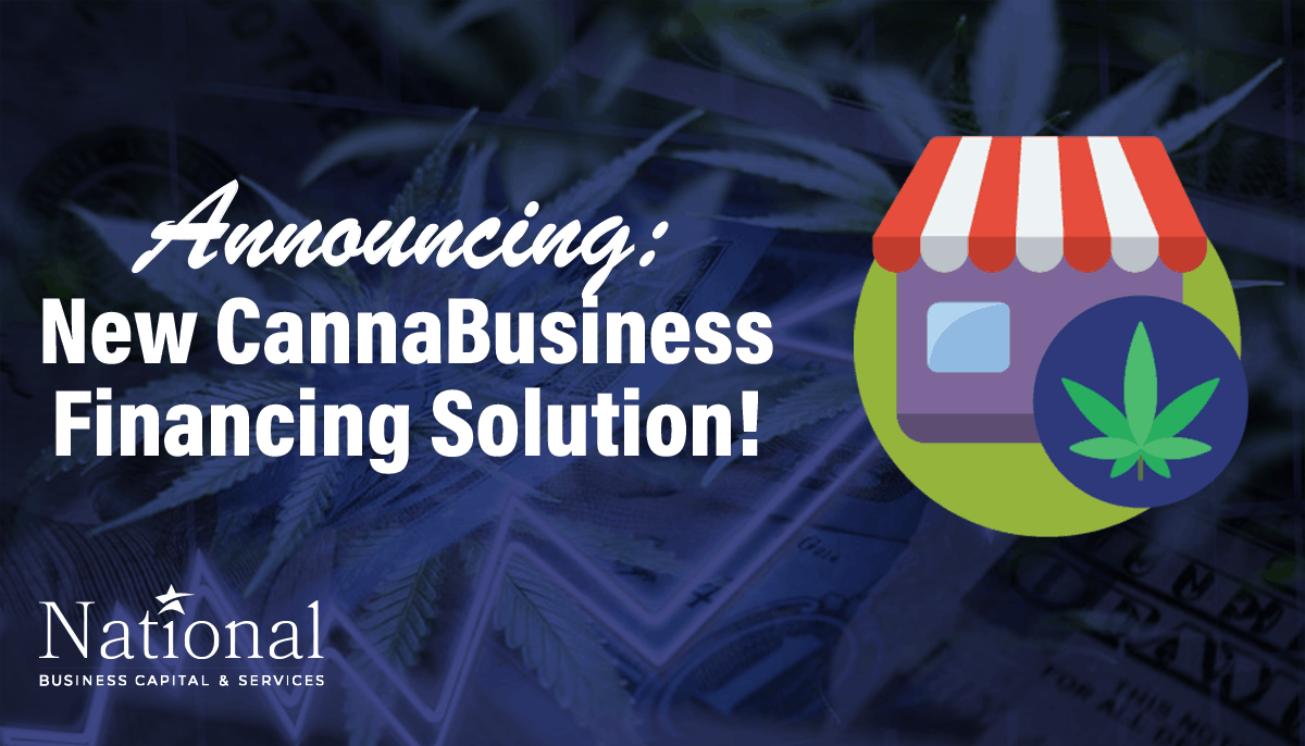 CannaBusiness Financing Solution – Cannabis Business Loans