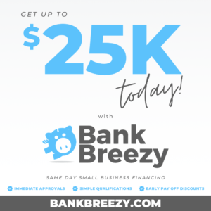 Merchant Cash Advance GET UP TO $25K TODAY
