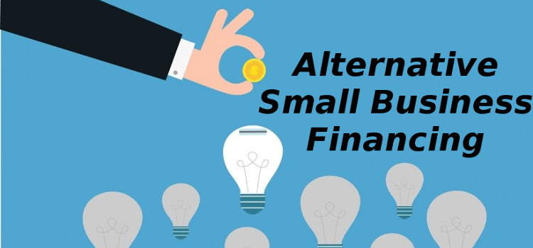 alternative small business financing.